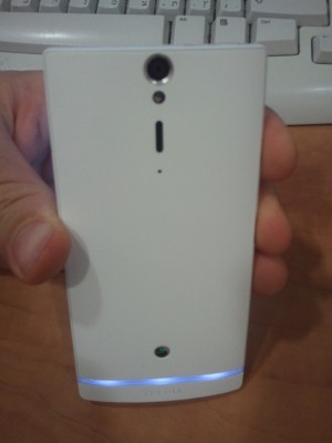 Sony Ericsson XPERIA Nozomi LT26i