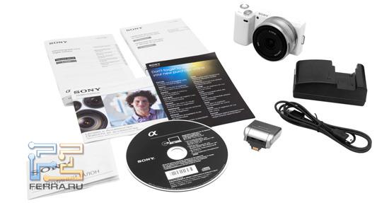 �������� �������� Sony NEX-5N