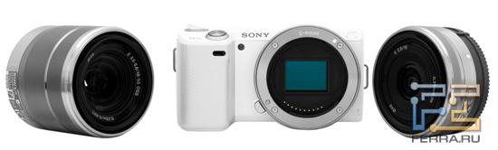 Sony NEX-5N � ����������� 16 �� � 18-55 ��