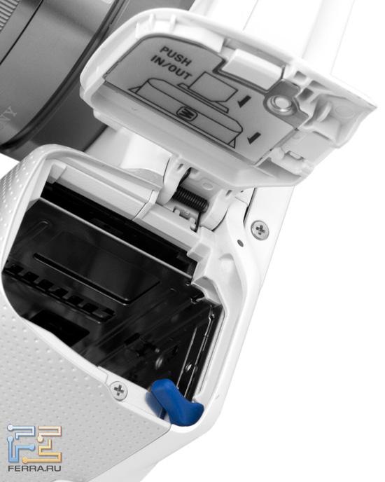 ����� ������������ � ����� ������ � Sony NEX-5N