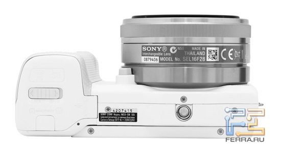 ������ ������� ������� Sony NEX-5N