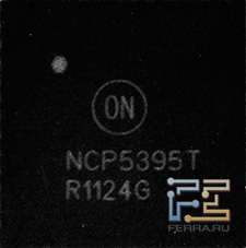 Контроллер питания GPU