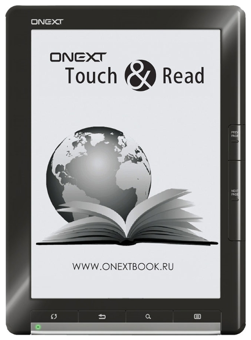 ����� �� ����������� �������� ONEXT Touch&Read 002