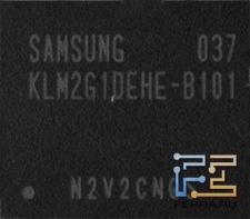 Чип Samsung KLM2G1DEHE-B10