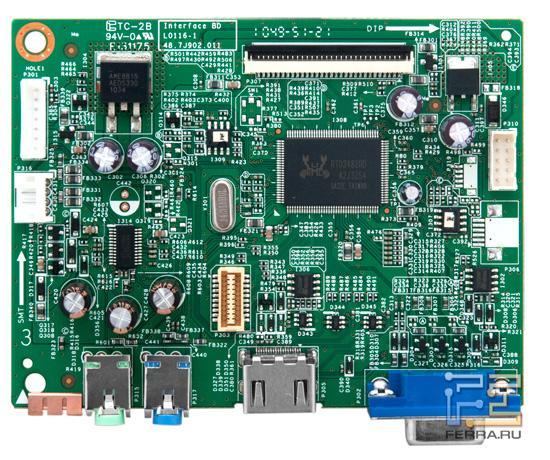 Вторая системная плата Acer DX241H
