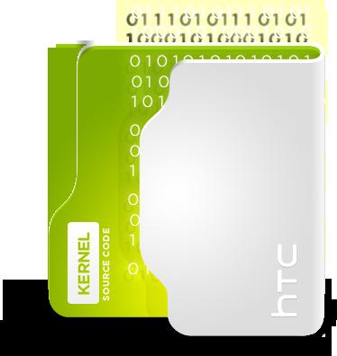 HTC Kernel source code
