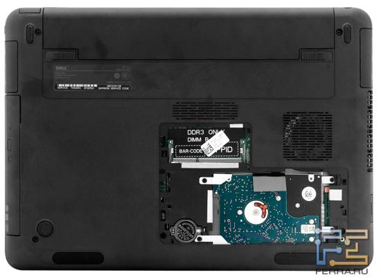 Возможности обновления Dell Inspiron N411Z
