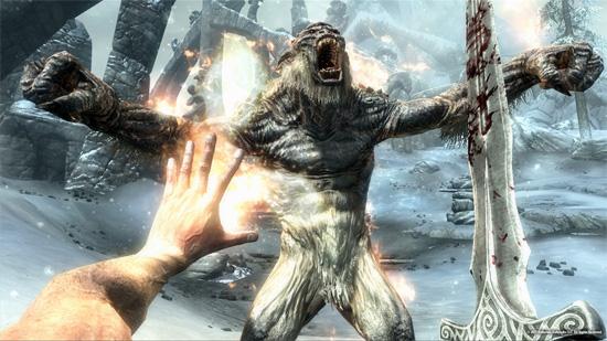 Одной рукой колдуем, другой режем. The Elder Scrolls V: Skyrim расширяет возможности по изведению супостатов