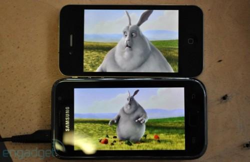 Дюймовых экранов для нового iphone