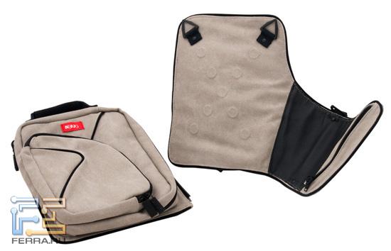 Две половинки сумки MixBag
