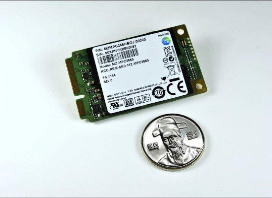 Samsung PM830 mSATA SSD