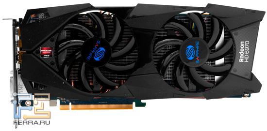 ������� ����� ���������� Sapphire Radeon HD 6970