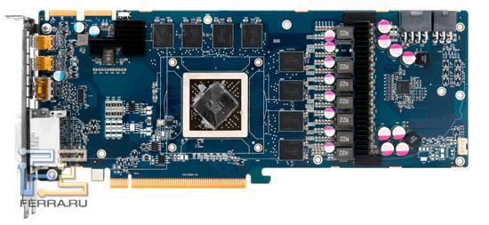 ���������� Sapphire Radeon HD 6970 � ��������������� �������� ����������
