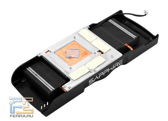 ��������������� ������� ���������� ���������� Sapphire Radeon HD 6950 FleX
