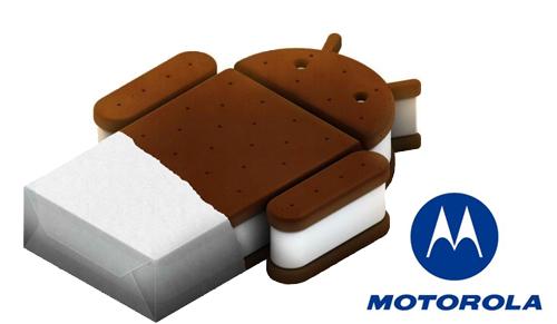 Motorola и Android