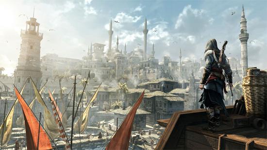 Красивый город... Впрочем, нынче он потерял немалую часть своего очарования