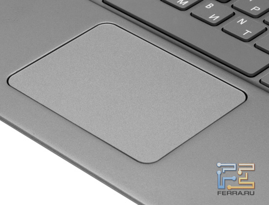��������� ������ Acer Aspire S3