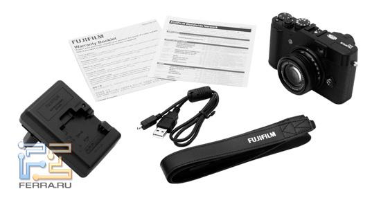 �������� �������� Fujifilm FinePix X10