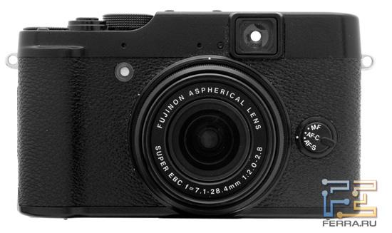 Fujifilm FinePix X10, ��� �������