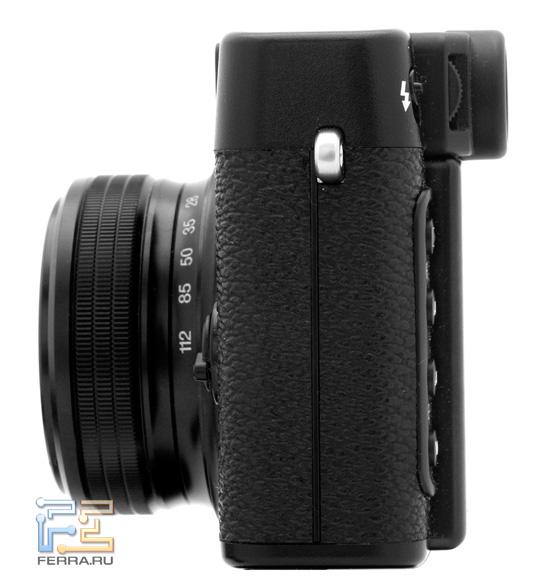 �������� Fujifilm FinePix X10 � ��������� ���������