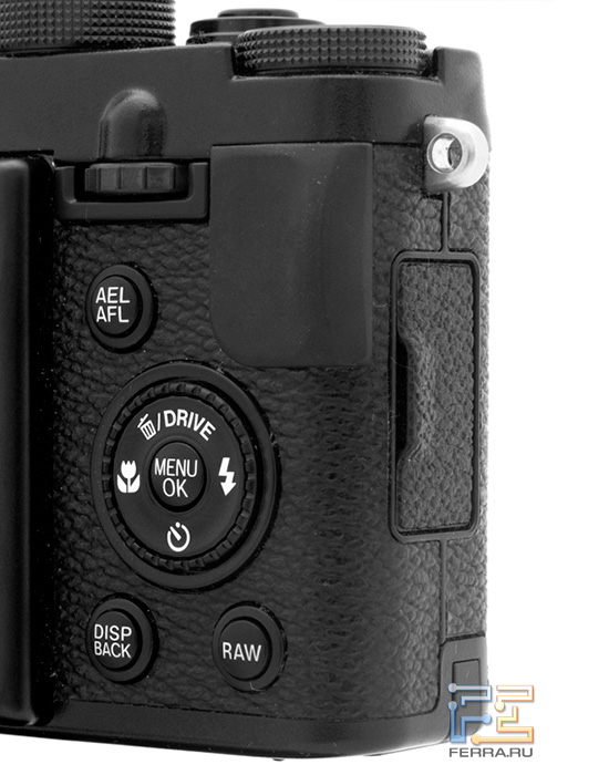 Fujifilm FinePix X10, ������ ���������� ������ �� �������