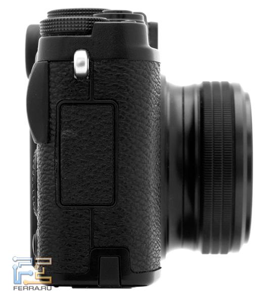 ������ ������� ����� ������� Fujifilm FinePix X10