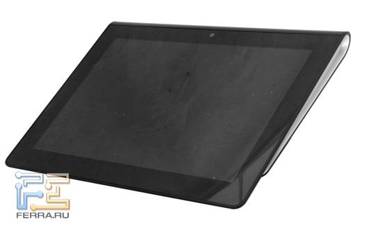Общий вид планшета Sony Tablet S