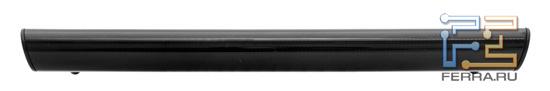 Верхний торец корпуса Sony Tablet S