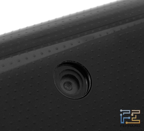 Основная камера Sony Tablet S
