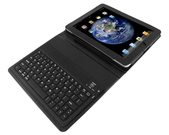 Клавиатурный чехол для iPad
