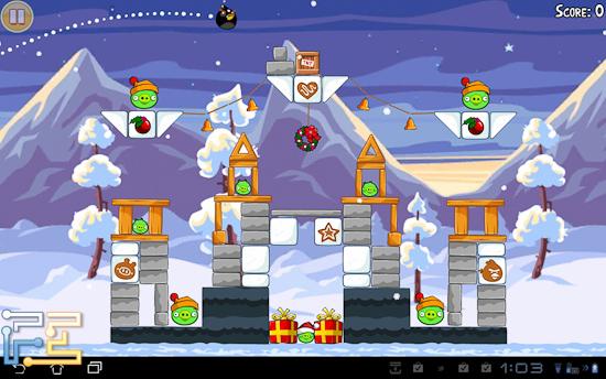 Чуть-чуть Angry Birds в нашей жизни