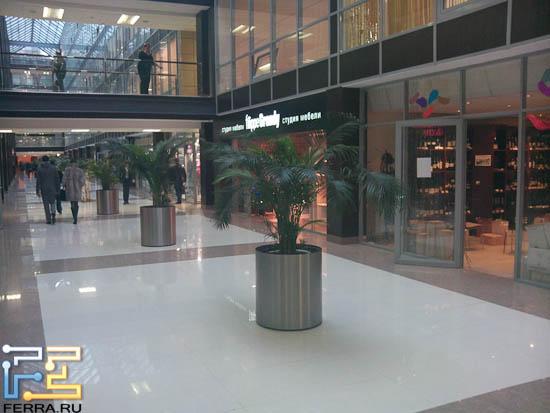 В коридорах нашего бизнес-центра — Asus Transformer Prime TF201