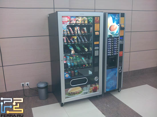 Аппарат с едой. Темновато для камеры — Asus Transformer Prime TF201