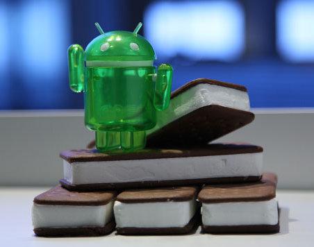 Android и Ice Cream Sandwich