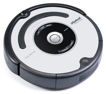 Ferra.ru - Избавься от пыли. Обзор робота-пылесоса iRobot Roomba ...