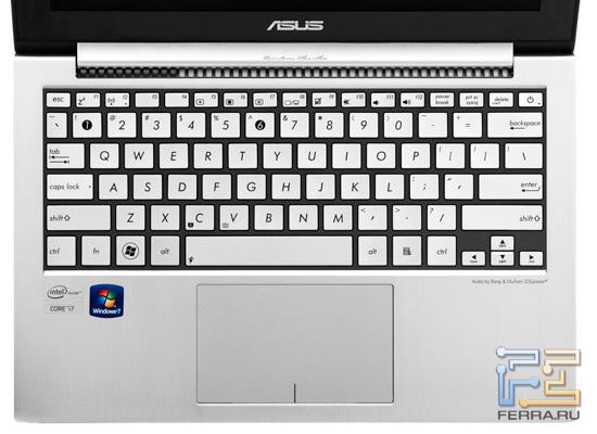 Клавиатура ASUS Zenbook UX21
