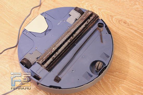 iRobot Scooba 385, еще один вид снизу