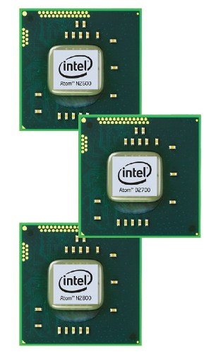 Intel Atom Cedar Trail