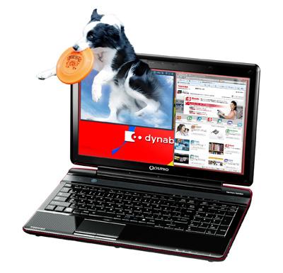 Toshiba dynabook Qosmio T851-D8CR F750