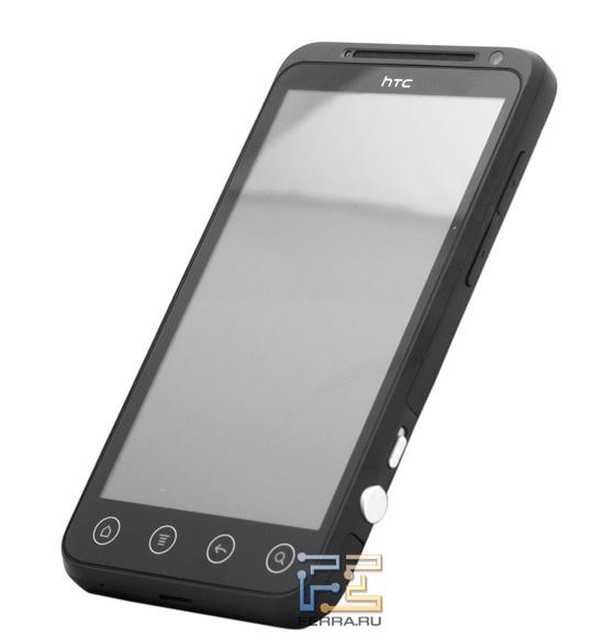 Смартфон HTC Evo 3D со стереоскопическим экраном