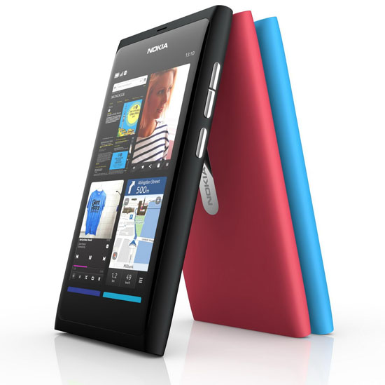 Nokia N9 - первый и последний смартфон на MeeGo