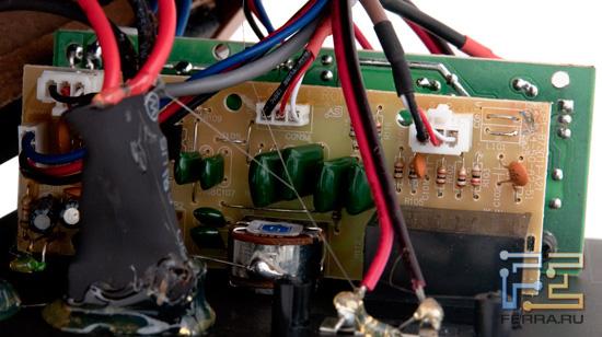 Плата предварительной обработки сигнала