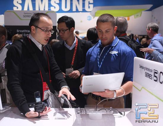 ����� ���������� Samsung Series 5