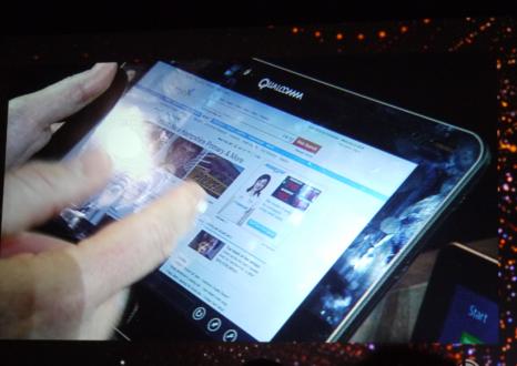 планшет на Snapdragon S4