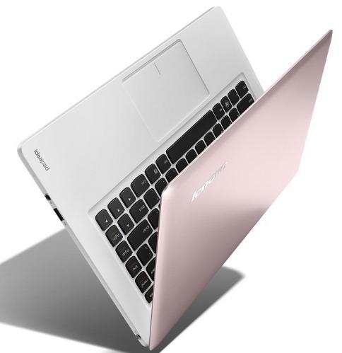 Розовый Lenovo IdeaPad U310