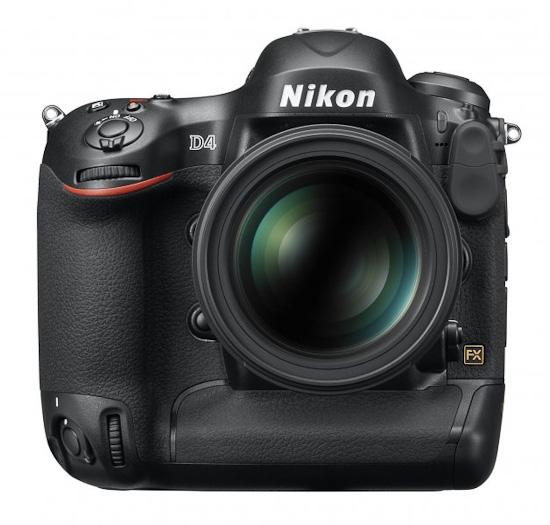 Nikon D4, ��� �������