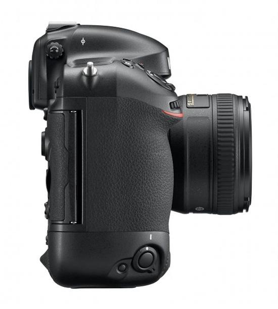 Nikon D4, ������ ������ ����������� ��� ����� 35 ��������