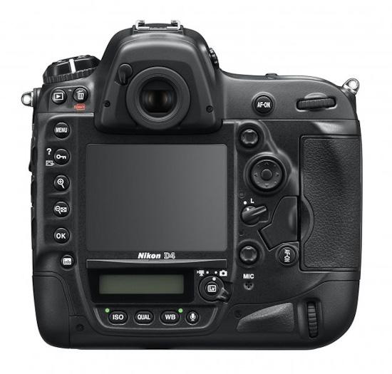 ����� ��������� ���������� Nikon D4 ����� �������� ��� ���������