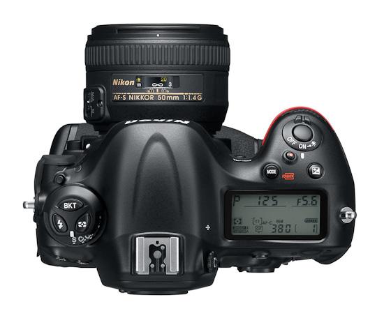 Nikon D4, ������ ����������� ��������� ����� �� ������� �������