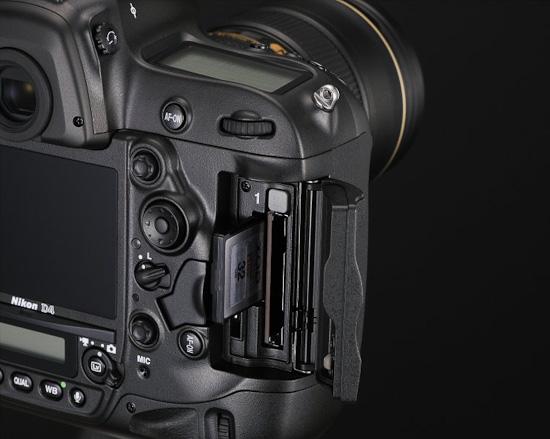 Nikon D4, ����� ���� ������